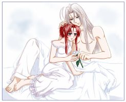 Trinity Blood:My Beloved by Nardhwen