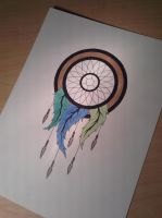 Dream Catcher Design by RevoltingArts