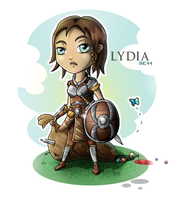 Chibi Lydia by Incognito44