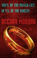 Occupy Mordor by candlecode