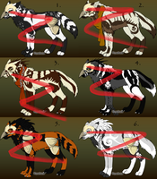 Tribal Hunter Adopts - GONE by The-Bone-Snatcher