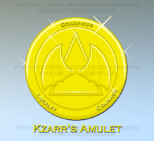 Kzarr's Amulet by Mike-Dragon