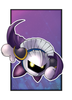 META KNIGHT by SiegeEvans