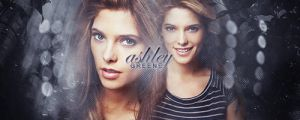 Ashley Greene Signature by memorabledesign