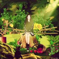 [Free Size] Traveling Yoona's Fairy Forest by YongYoMin