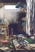 Messy Room by Hari-Jizo