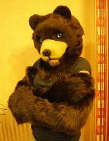Bear Partial by Alinchen-Tenny