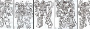 Autobot Build Team Pre-eliminary Concept by Steel-Dust