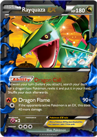 30 Rayquaza by Munchdule