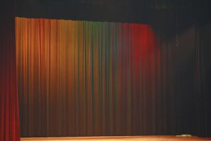Rainbow Stage by stratophariusstock