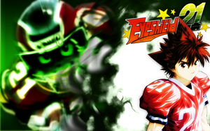 Wallpaper Eyeshield 21 Sena by Furukita