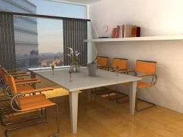 Conference Room 3D 2 by DaniNeves