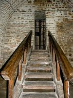 Old castle stairs by MihaelaJoeDesigns