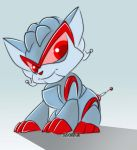 Neopets - Robot Acara (Fudel) by 1046543