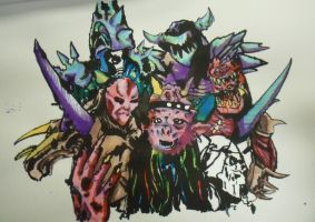 GWAR by charly-d-squirrel