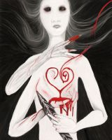The Pale One by shadowgirl