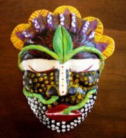 African Mask by BotticelliSandro