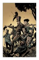 Peter Panzerfaust Issue 9 Page 1 by angieness