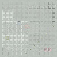 Variation With Squares by Landorie