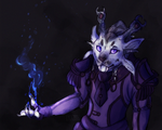 Valentina Silverpaw by Lycisca