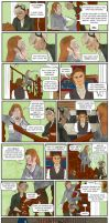 The Wolf at Weston Court- Pages 14-17 by Le-RenardRoux