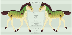 A1084 Nordanner Foal Reclaim by SWC-arpg