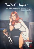 Scarlett Couture comes to THOUGHTBUBBLE by DESPOP