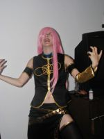 Luka gone mad by CosplayCuties