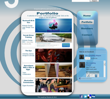 POSSIBLE NEW LAYOUT WEB by MrSparkles10