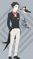 APH - Mr. Puffin by innes-chan