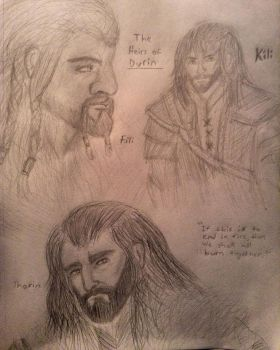 The Heirs of Durin by Kovecs