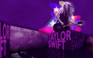 Taylor Swift Wallpaper by Beckmyster