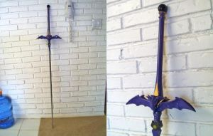 Umi's Sword by aBlindSquirrel