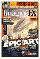 ImagineFX issue 69 by ClaireHowlett