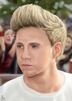 Niall Horan by MiriMina