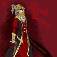 Blood Borne Character sketch 2 by TheGreatLordArugi
