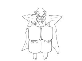 Piccolo (Requested to DragonBallFan2012) by DranzertheEternal