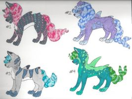 Shark week batch Auction :CLOSED: by Angrykarkat25