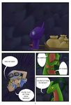 Grovyle and Hero's Adventures pg1 by Ruriko-kyou