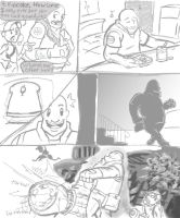 A Sandvich Story 1 by analoren