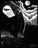 Gotham Knight by undead-medic