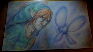Link with Navi by GlamForUs