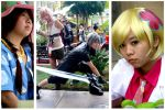 SSC at ALA 10 Saturday Preview by SoySauceCosplay