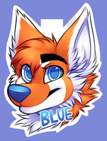Badge Commission for amber__draws__ by Kaweki