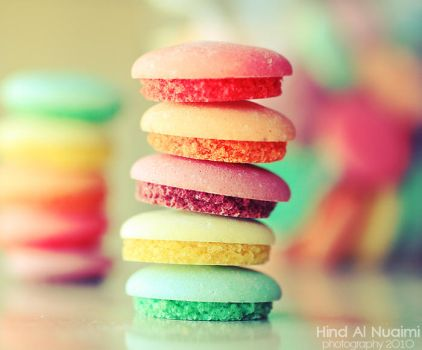 Colorful Biscuit. .. by light-from-Emirates