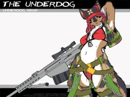 The Underdog - Wallpaper :Fin: by JD-Ferel