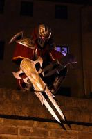 League of Legends - Zed cosplay 01 by CZSKLoLCosplayers