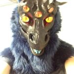 Argus mask by TheJeweledGecko