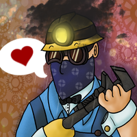 Engie Luv by Spychedelic