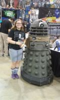 I became friends with a Dalek! by ImmAHobbit